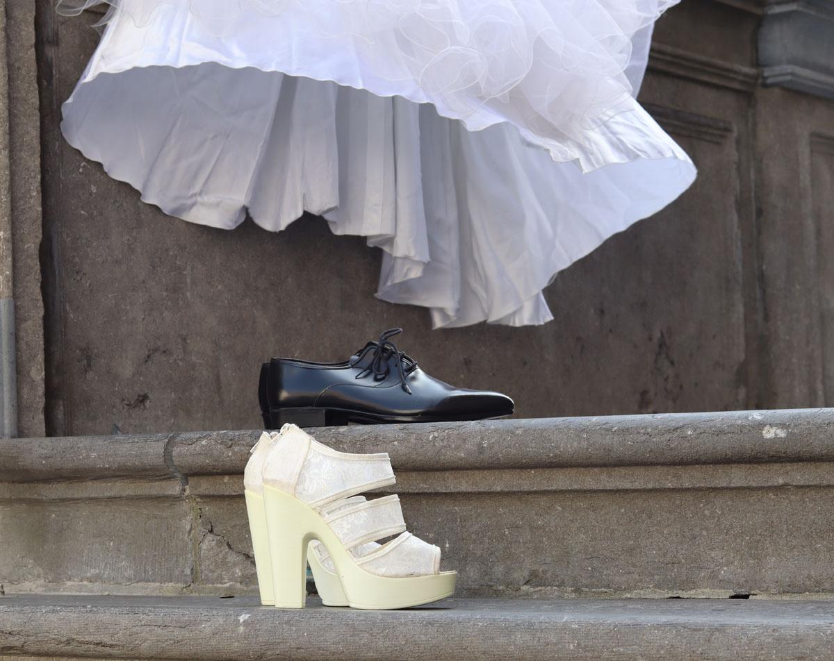 week 28, betty vonk, trouwschoenen, schoeisel
