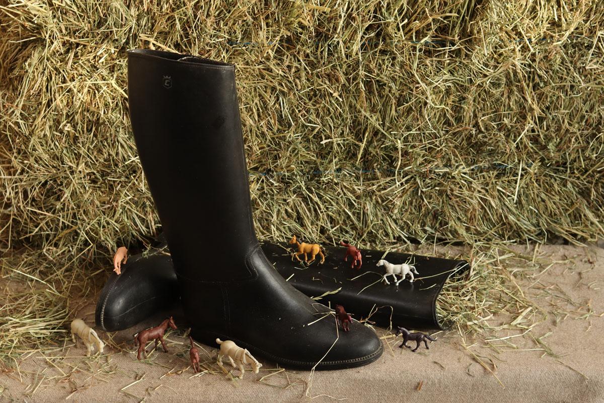 week 34, betty vonk, paardrijlaarzen, schoeisel